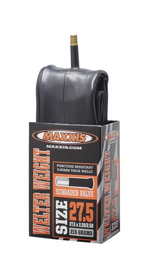 Maxxis WelterWeight - Chambre à air - 27,5 x 2,20/2,50 pouces noir